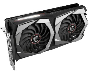 Видеокарта MSI GeForce GTX 1650 SUPER GAMING X