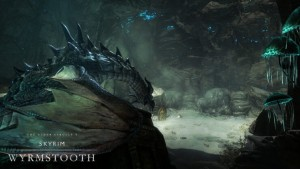 В The Elder Scrolls V: Skyrim вышел новый мод Wyrmstooth