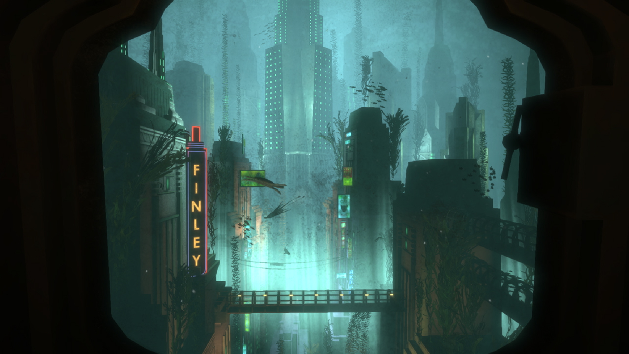 Анализ BioShock: The Collection для Switch  классика получила качественные переиздания
