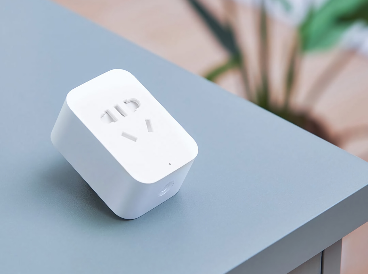 Xiaomi представила умную розетку MiJia Smart Socket 2 Bluetooth Gateway Edition за $7