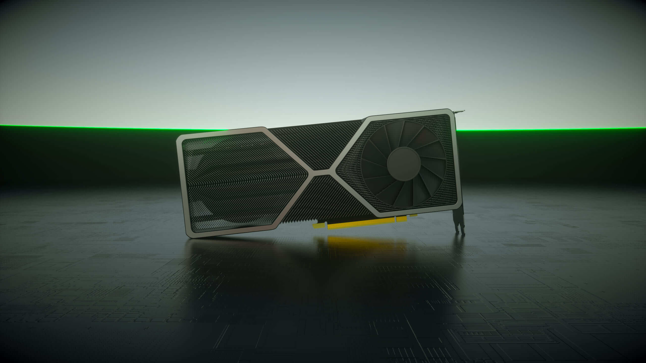 NVIDIA GeForce RTX 3090 на 50% быстрее GeForce RTX 2080 Ti